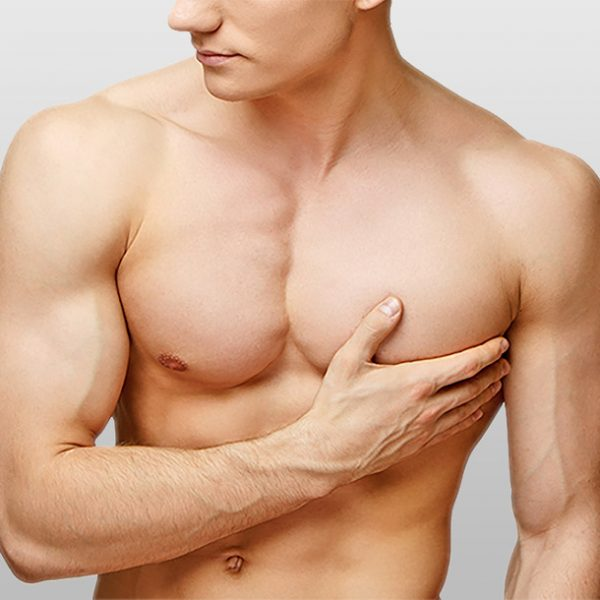 Breast Reduction Operation in Men