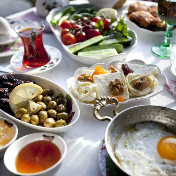 Ramazan Ayında Doğru ve Sağlıklı Beslenme